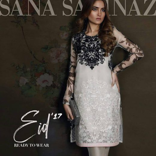 Sana Safinaz New Dress 2018