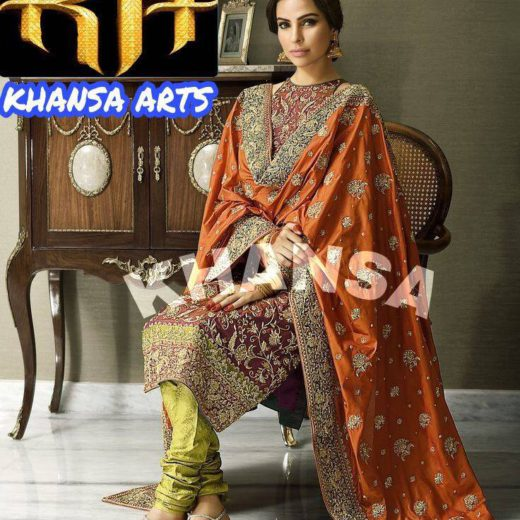 Khansa Latest Collection 2018