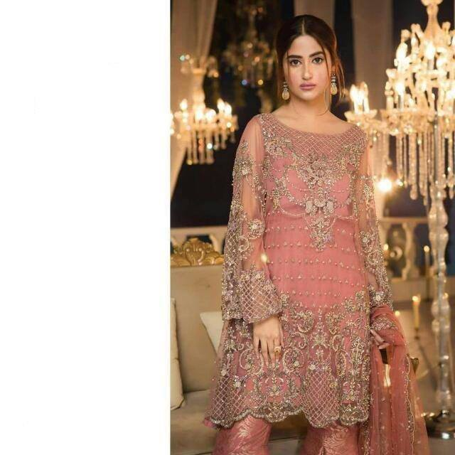 New Fashion Dresses In Pakistan