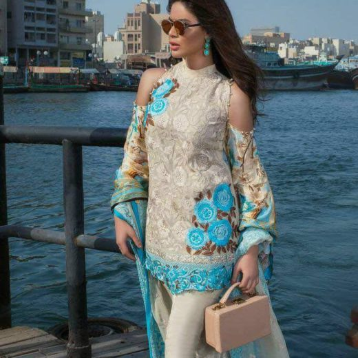 Ayesha Ibrahim New Dress 2018