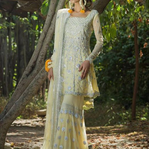 Zainab Chottani Bridal Collection 2018