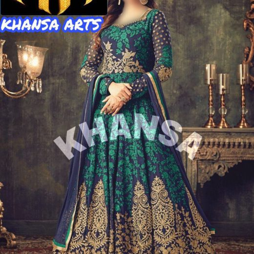 Latest Collection Frock 2018