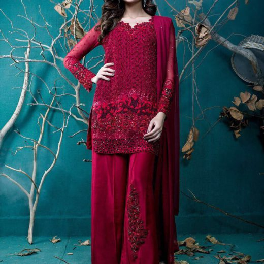 Zainab chottani Latest Dress 2018