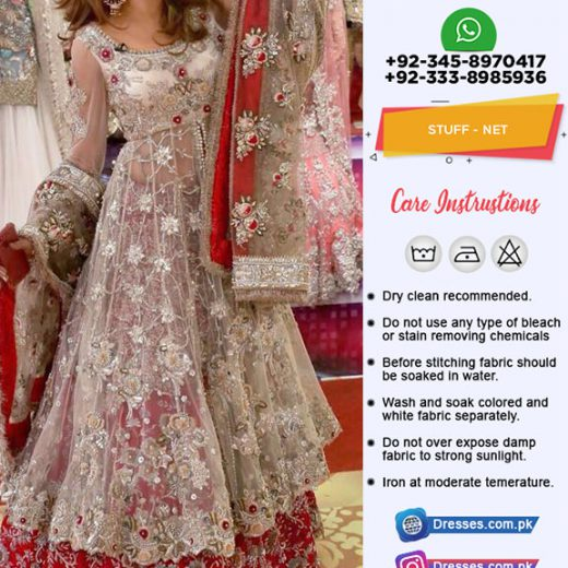 Kashees Bridal Dress 2018