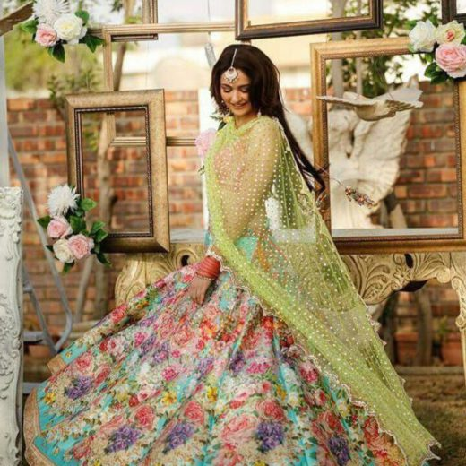Nomi Ansari Latest Dress Collection 2018