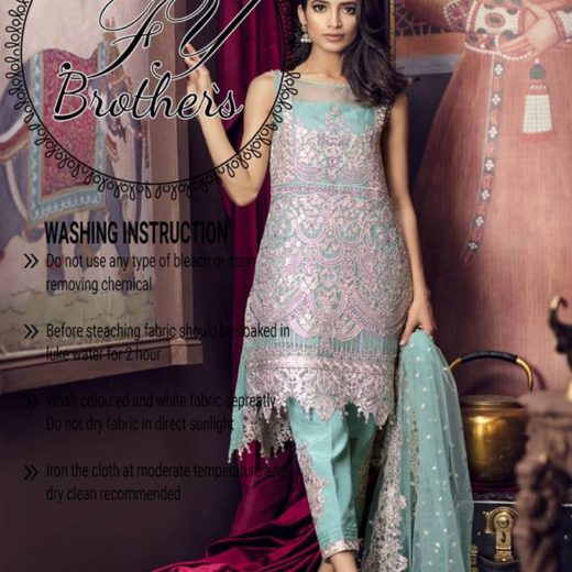 Imrozia Chiffon Dress Collection