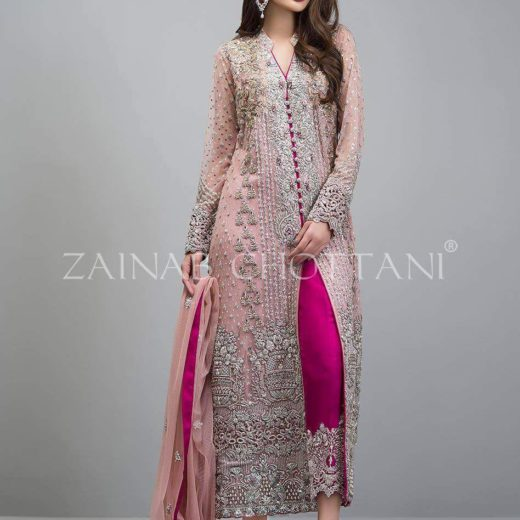 Zainab Chotani Luxury wear 2018
