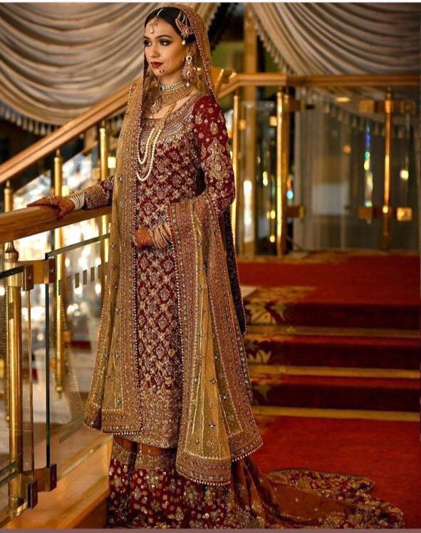 Maria B Bridal Dress 2018 Pakistani Dresses Marketplace