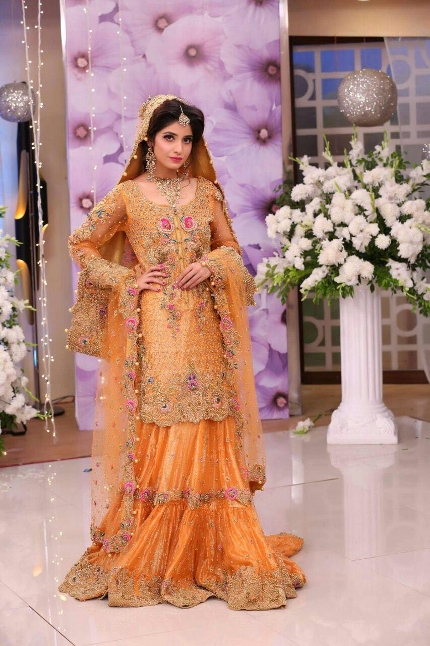 7bc284fa57e8 Kashees Bridal Suit 2018 | Pakistani Dresses Marketplace