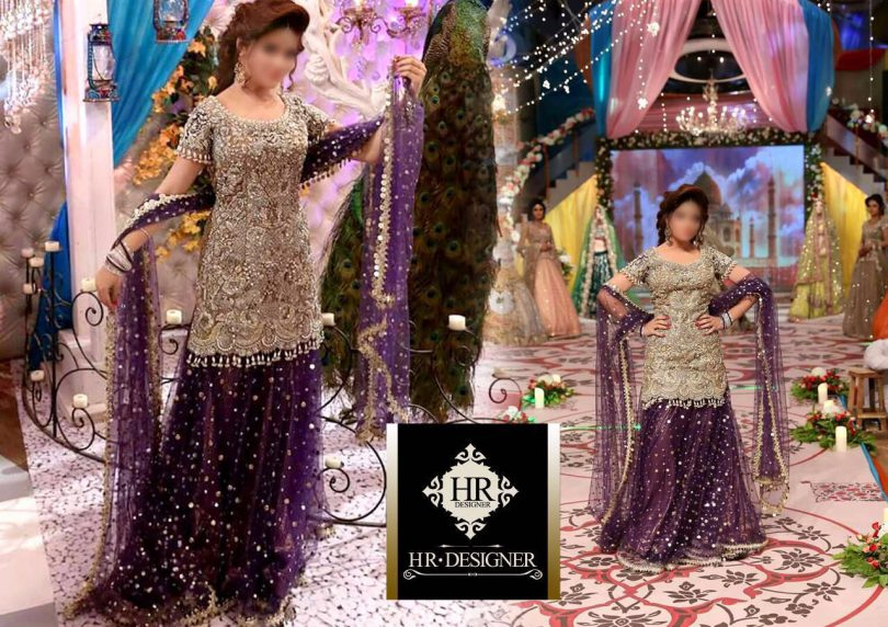 Kashees Bridal Latest Dress 2018