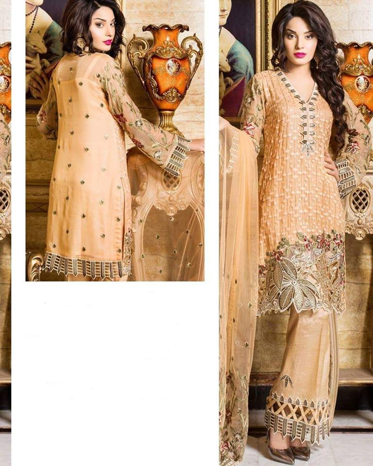 Maryam Chiffon Dress 2018