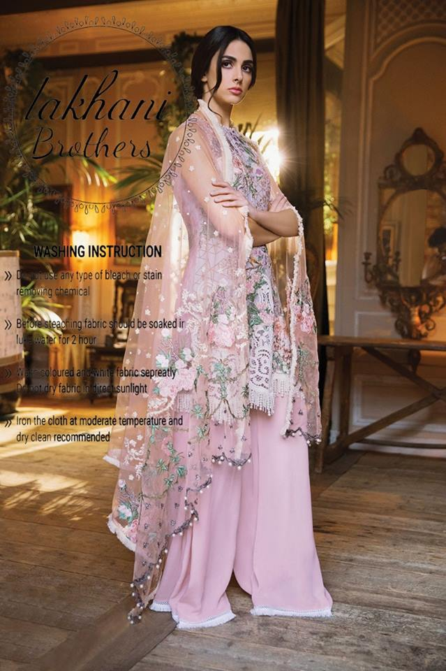 Sobia Nazeer Swiss Lawn Collection 2018