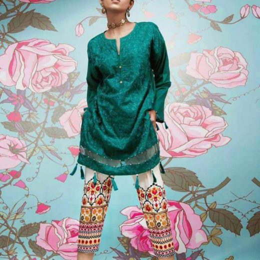 Sana safinaz Latest Collection 2018