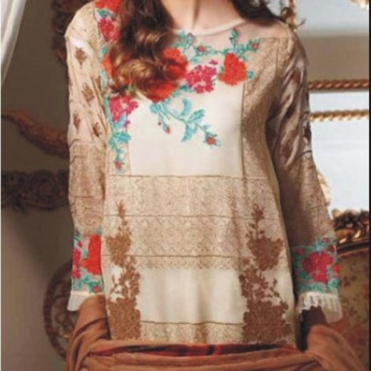 Charizma Lawn Collection 2018