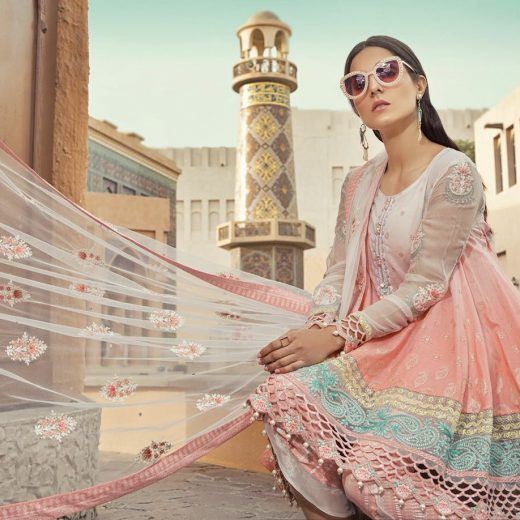 Maria B Laxary Lawn Collection 2018