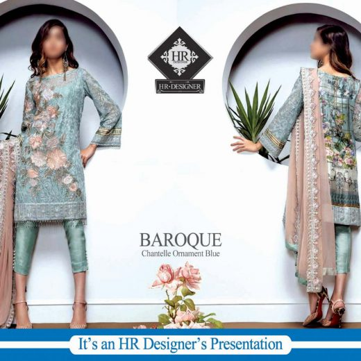Baroque New Collection 2018