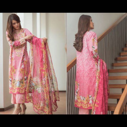 New Brand Lawn Collection 2018