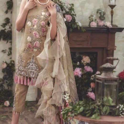 Sadia Lawn Collection 2018