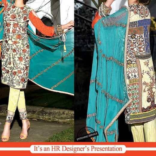 Asim Jofa Lawn Collection 2018