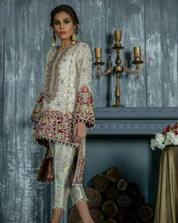Emb Royal Chiffon Collection 2018