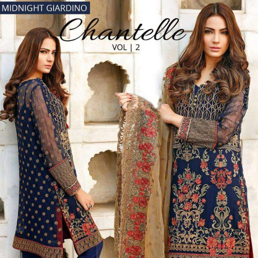 Barque Chiffon Collection 2018