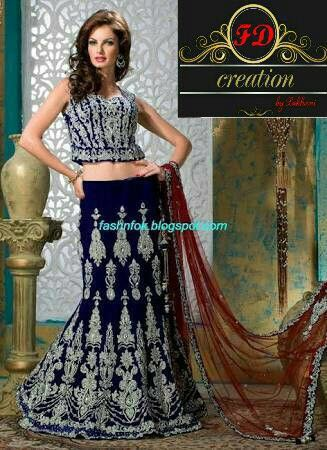 Indian Bridal Maxi Collection 2018