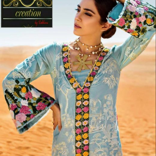 Crimsion Lawn Collection 2018