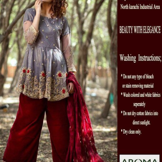Arooma Latest Eid Collection 2018