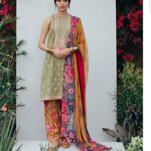 Zara Shahjhan Lawn Collection