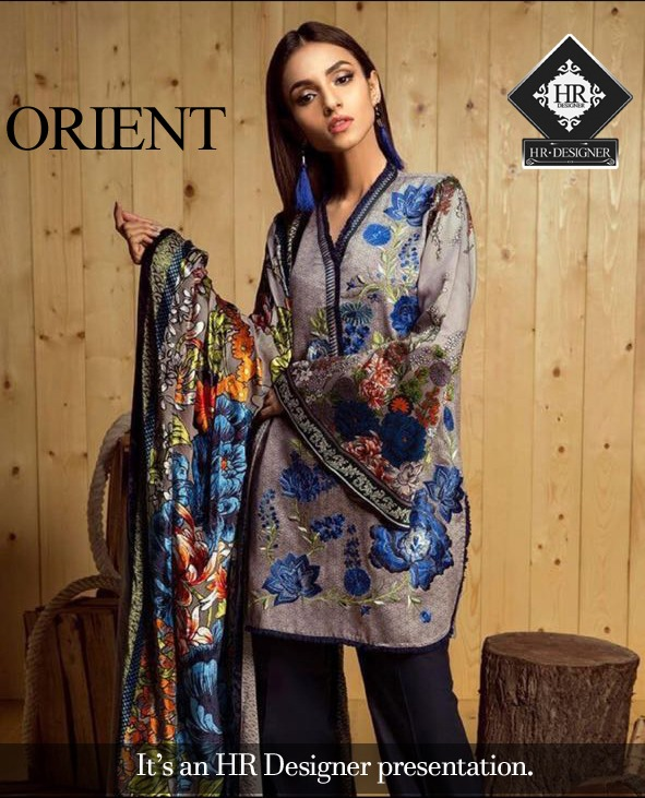 Orient Lawn Collection 2018