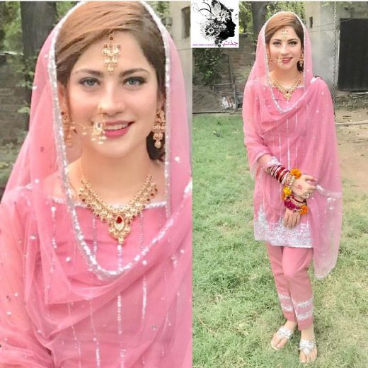 Neelum Muneer Chiffon Eid Collection 2018