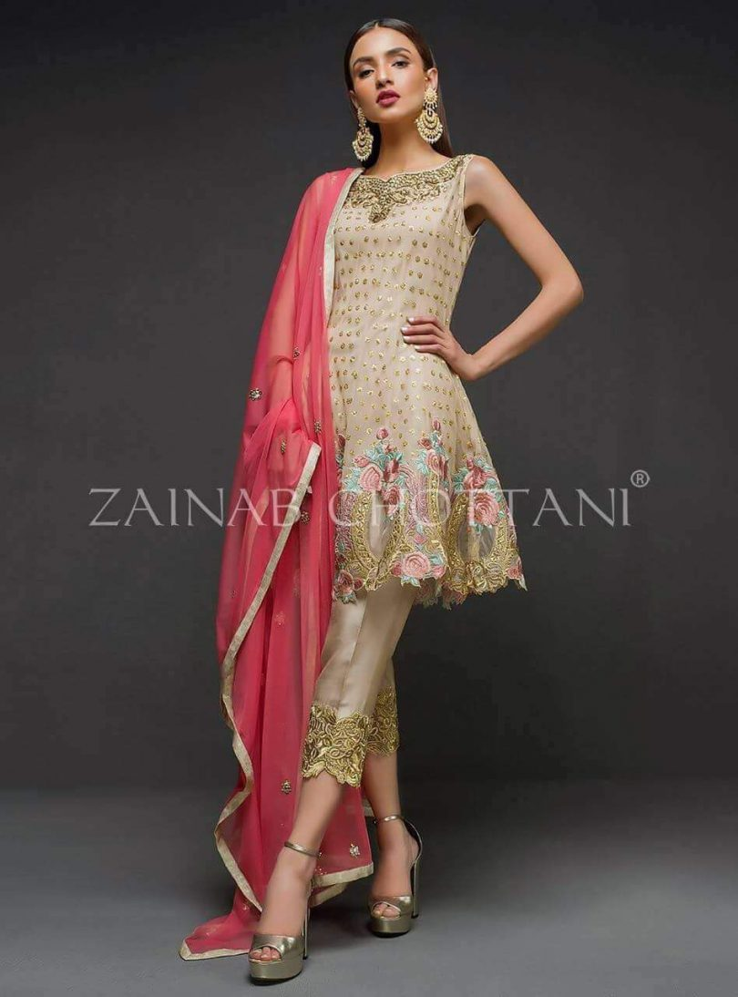 Zainab Chottani Bridel Eid Collection 2018