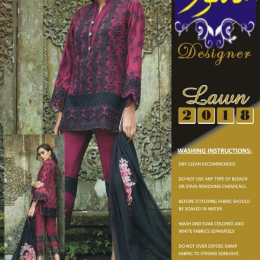 Zainab Chottani Eid Collecttion 2018