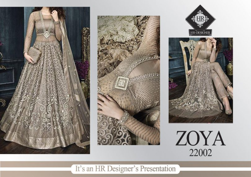 Zoya Wedding Collection 2018