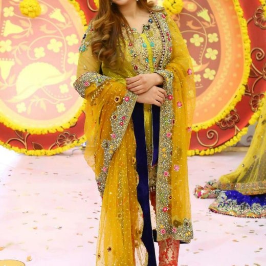 Kashee Eid Bridal Collection 2018
