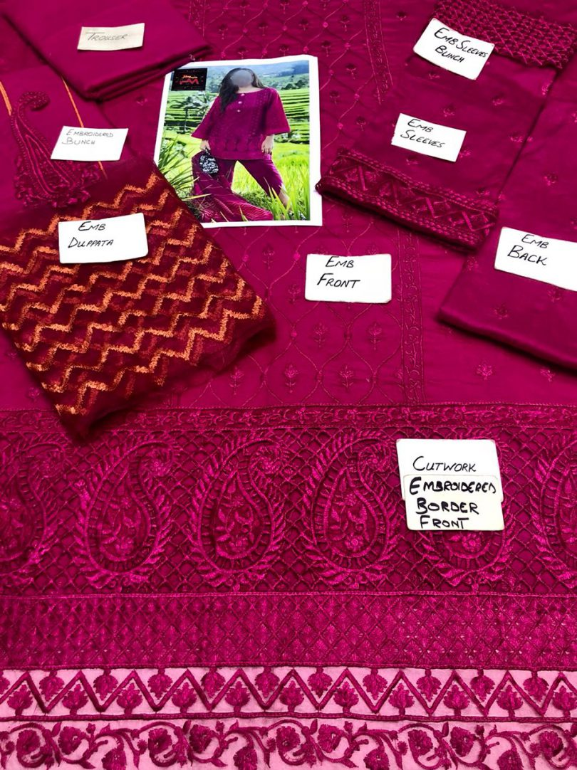 Zainab Chottan Eid collection 2018