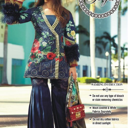 Faraz Manan Eid Collection 2018