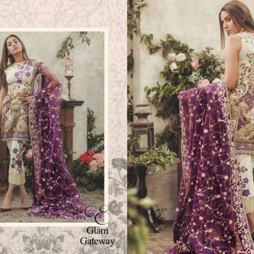 Sadia Noor Latest Eid Suit 2018