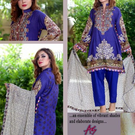 Agha Saeed Eid Collecion Vol 1 2018
