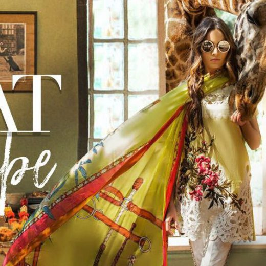 Sum Sum Lawn Eid Collection 2018