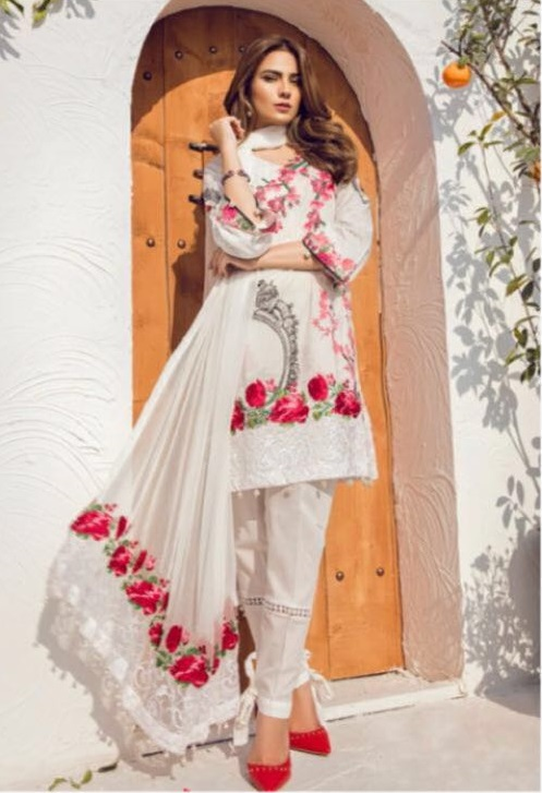 Al Zohaib Lawn Eid Collection 2018