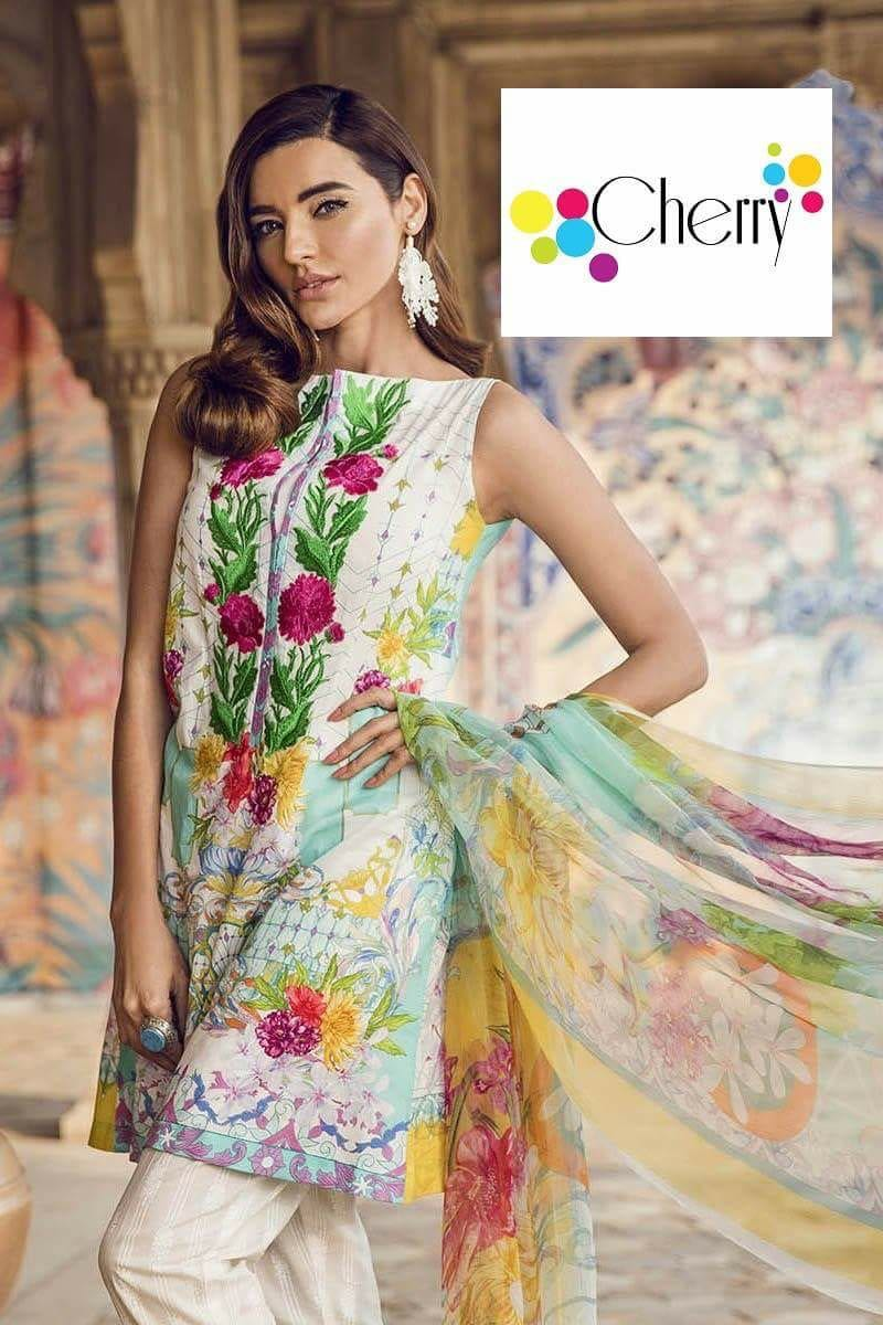 Ethnic Lawn Eid Collection 2018
