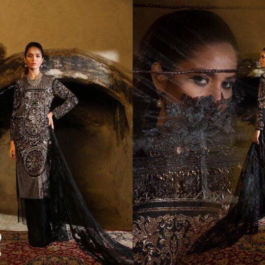 Sana Safinaz Bridal Suit Collection 2018