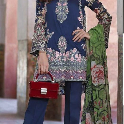 Khaadi Lawn Suit Collection 2018