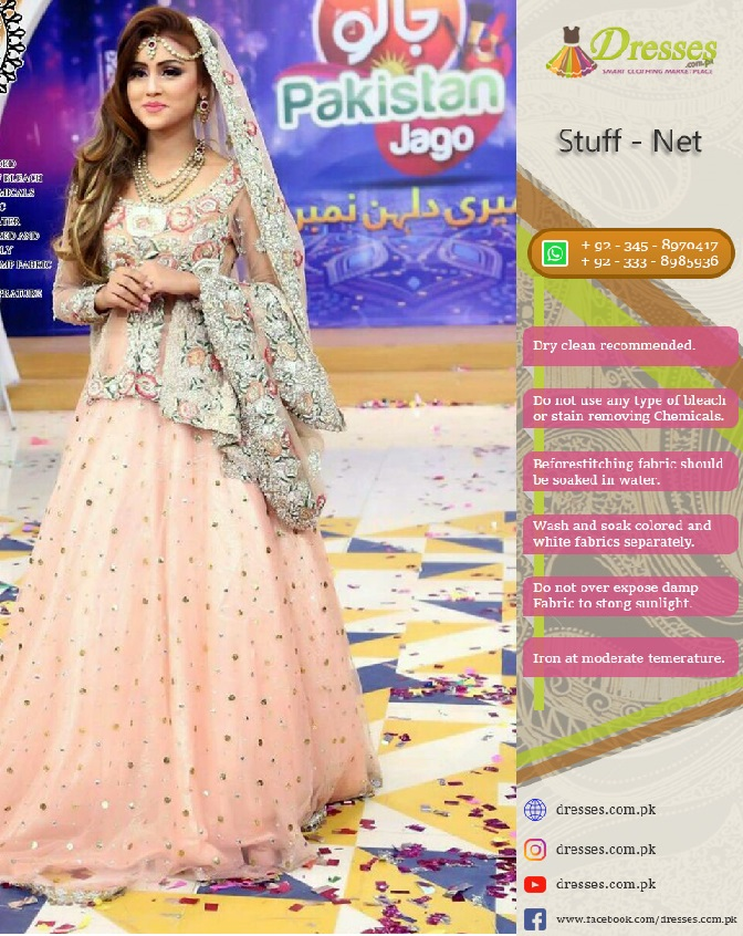 Kashees Wedding Suit Collection 2018