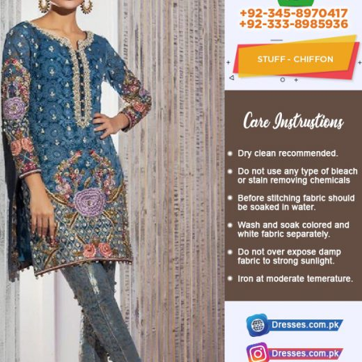 Annus Abrar Bridal Suit Collection 2018