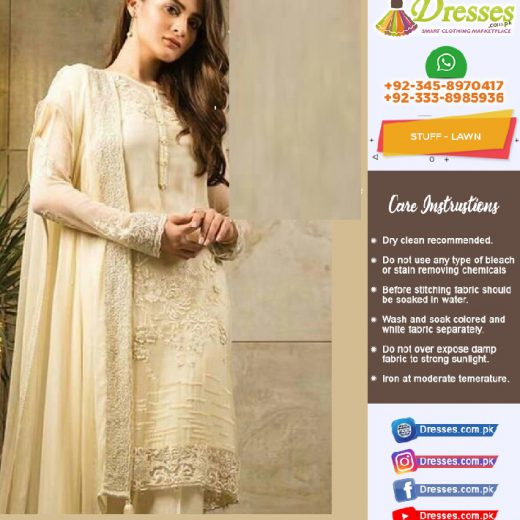 Imrozia Lawn Collection 2018