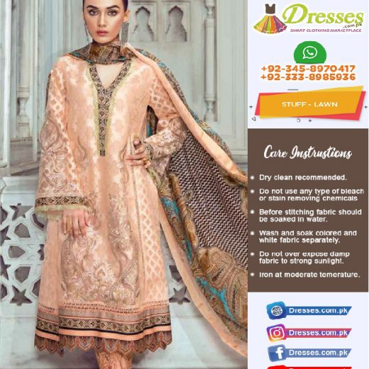 Tena Durrani Lawn Collection 2018