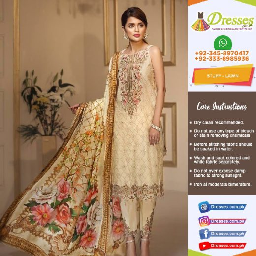 Anaya Lawn Collection 2018