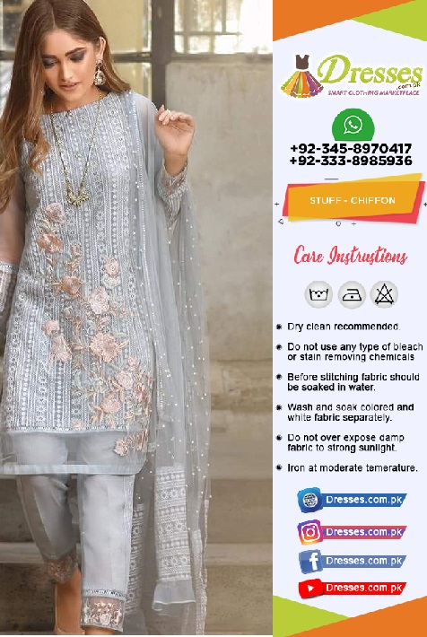 Threads Bridal Eid Collection 2018